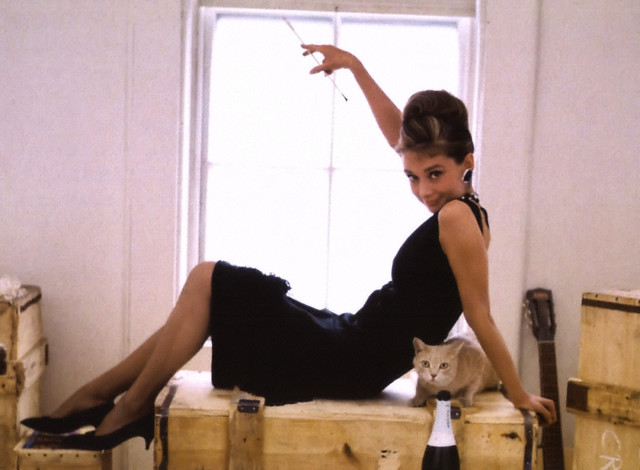 Audrey, why she still is, and always will be, our (Holly Golightly) Go to Girl.